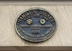Photo of Black plaque number 32956