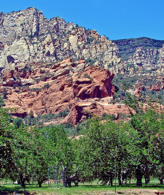 Oak Creek Canyon Orchard Az 7 13 Flickr Photo Sharing