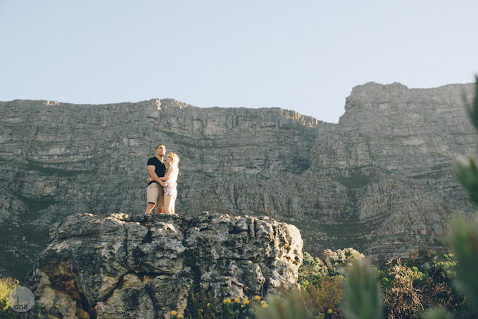 Sam and Mikhail engagement shoot Table Mountain Cape Town South Africa shot by dna photographers 91