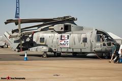 ZH860 269 - 50164 RN40 - Royal Navy - EHI EH-101 Merlin HM1 MK111- Fairford RIAT 2006 - Steven Gray - CRW_1978