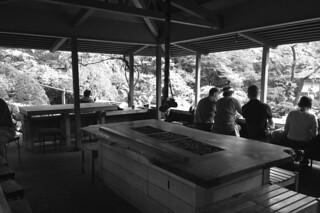 Japanese Tea Garden - Inside Cafe