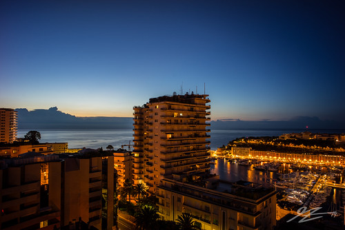 city france architecture night sunrise buildings french landscape dawn lights long exposure riviera cityscape sony voigtlander monaco carlo monte 21mm ultron a7r