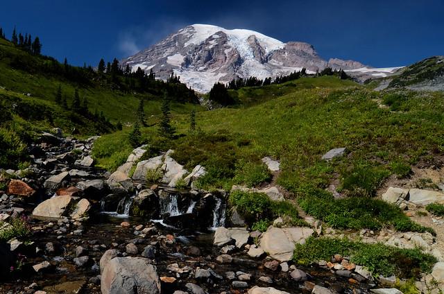 Mount Rainier [Nikon][D7000][Tokina 12-24]