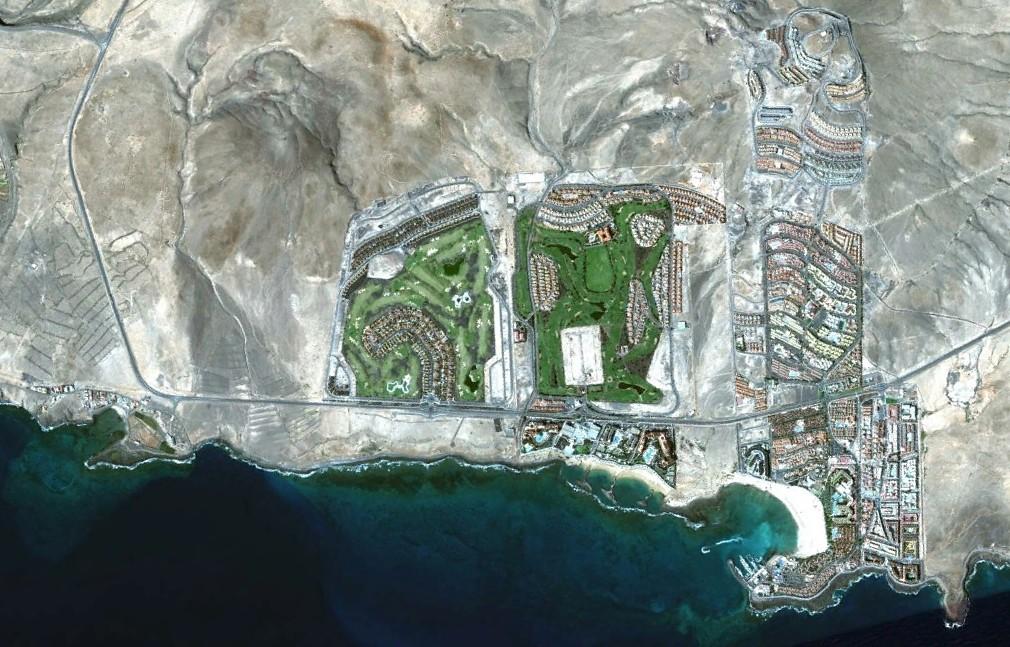 golf club fuerteventura, fuerteventura, las palmas, espejito espejito, después, urbanismo, planeamiento, urbano, desastre, urbanístico, construcción, rotondas, carretera