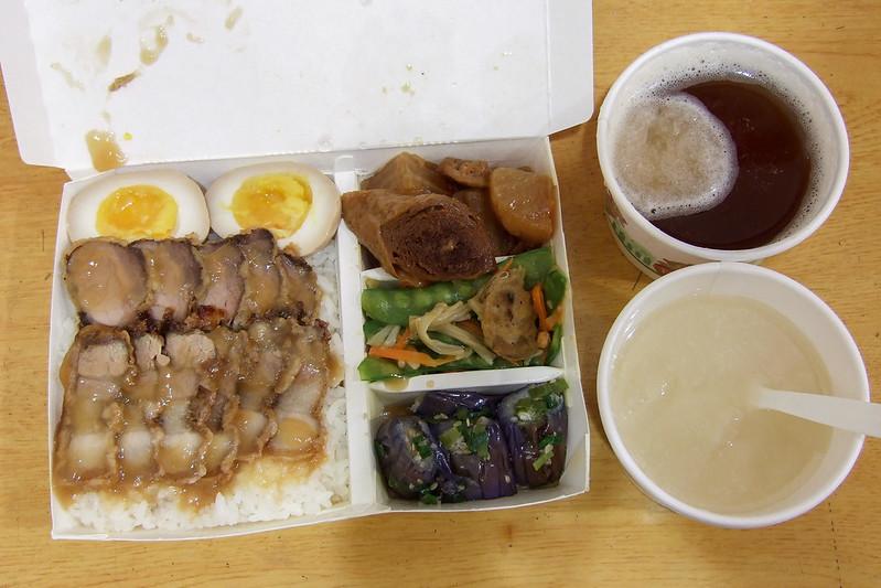 108-伊瑪斯餐廳的醃肉餐_冬瓜湯_冰紅茶-2