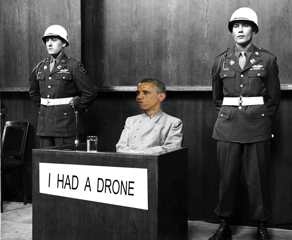 I HAD A DRONE