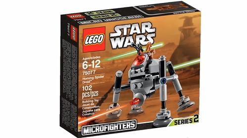LEGO Star Wars 75077