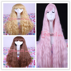 Rha Brown, Blond, or Pink