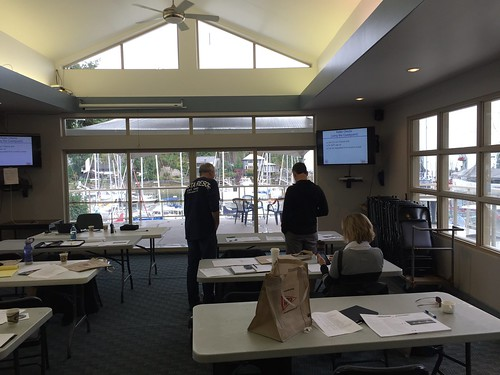 Maritime Radio Course @ West Vancouver Yacht Club