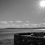 Autumn sunshine over the Bay