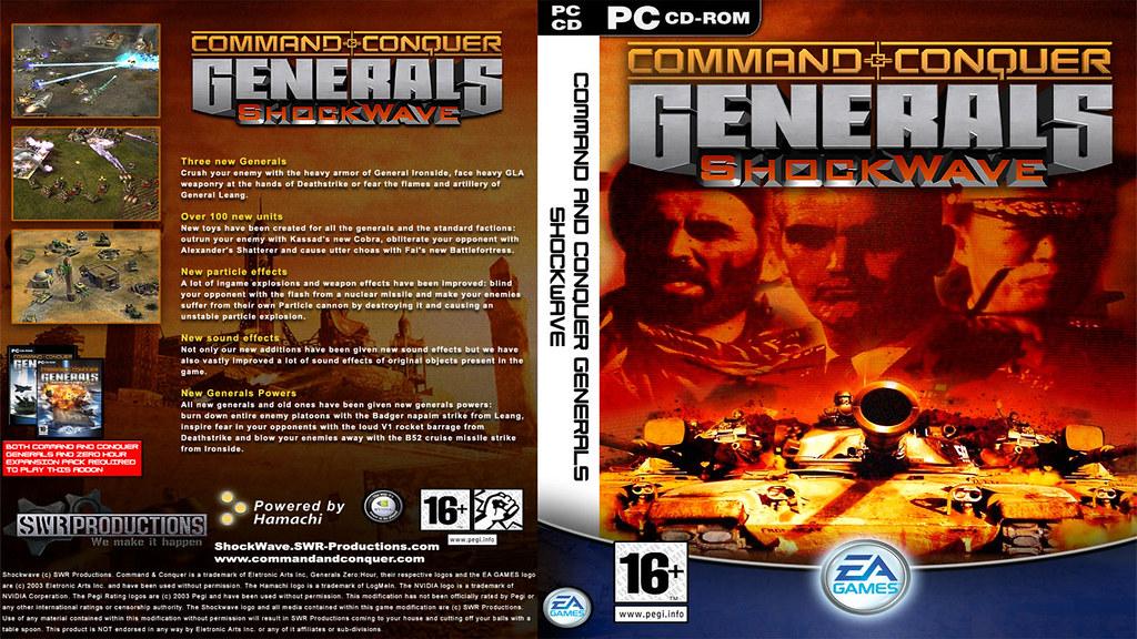 ����� ���� ������ 1.1 C&C General Shockwave
