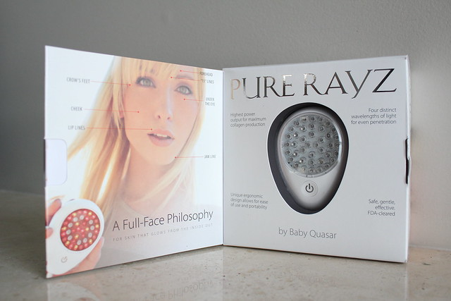 Gadget Review Baby Quasar Pure Rayz For Wrinkles Anti