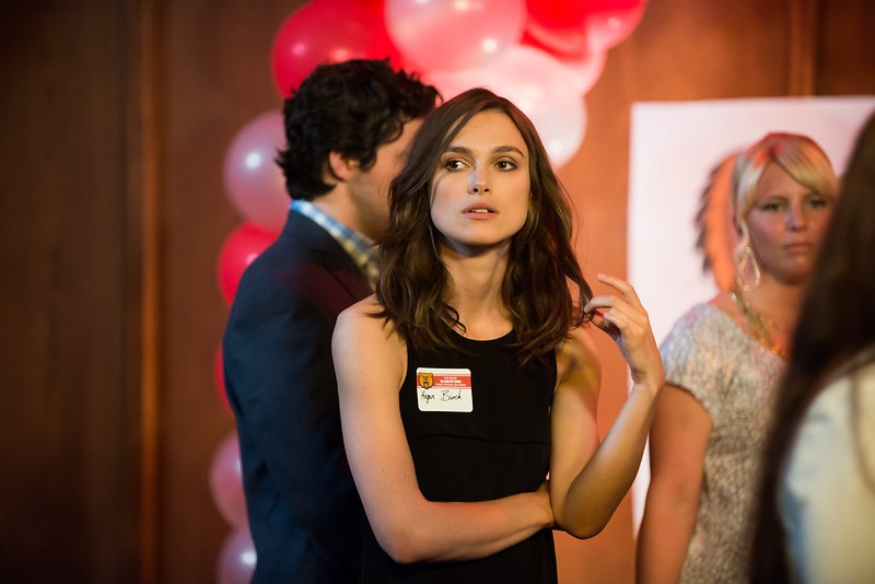 Kiera Knightley as Megan Birch in LAGGIES