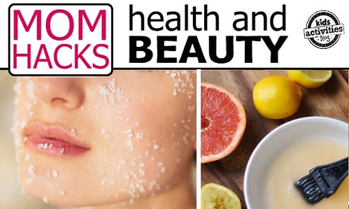 Home health hacks Squeeze in some exercise or a home spa remedy with the great suggestions from this...
