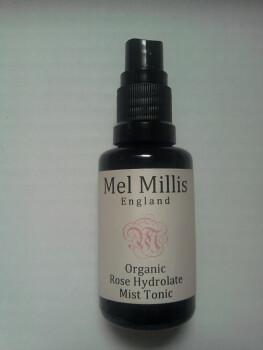 Mel Millis Rose Hydrolate Mist Tonic