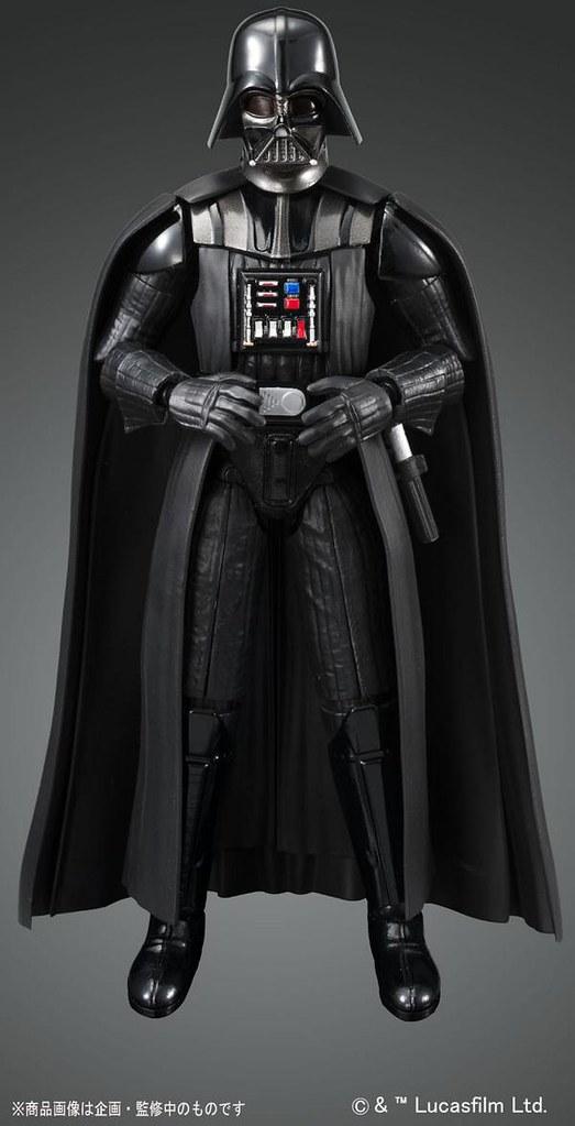 《星際大戰》組裝模型系列登場!將推出1/12 比例人偶模型
