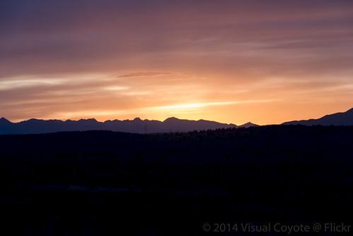 sunset usa colorado 2014 usa2014 timezonemt