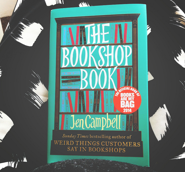 the bookshop book jen campbell uk lifestyle vivatramp books are my bag