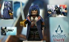 Groups   LEGO Assassin's Creed Unity : Arno Dorian ...