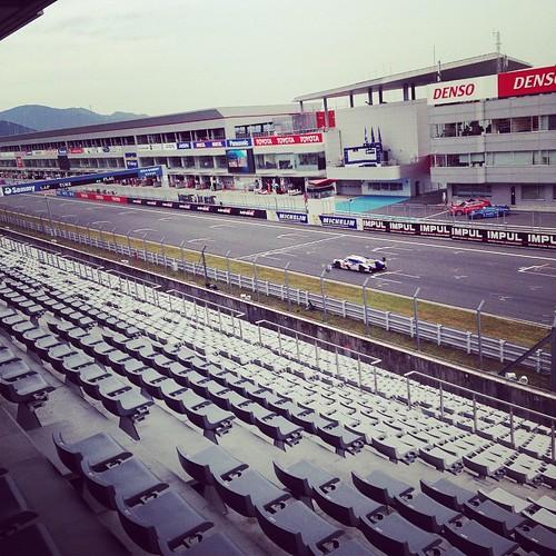 今日からWEC富士6時間耐久レース
