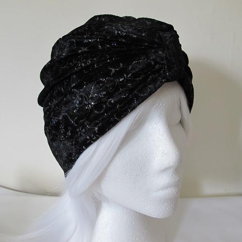 Jersey turban (prototype)