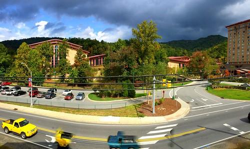 Harrahs Hotel and Casino in Cherokee, NC