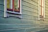 Handmade planks, refurbished historical building