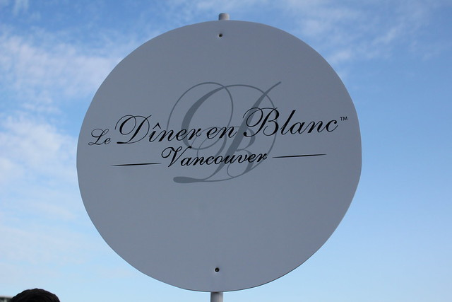 Diner en Blanc Vancouver 2014