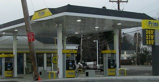 New Prime gas station