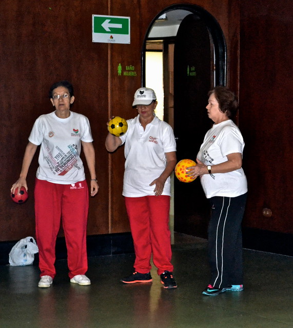 enior citizen programs in medellin, colombia