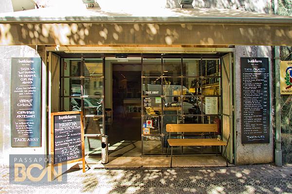 Butikfarra, Barcelona