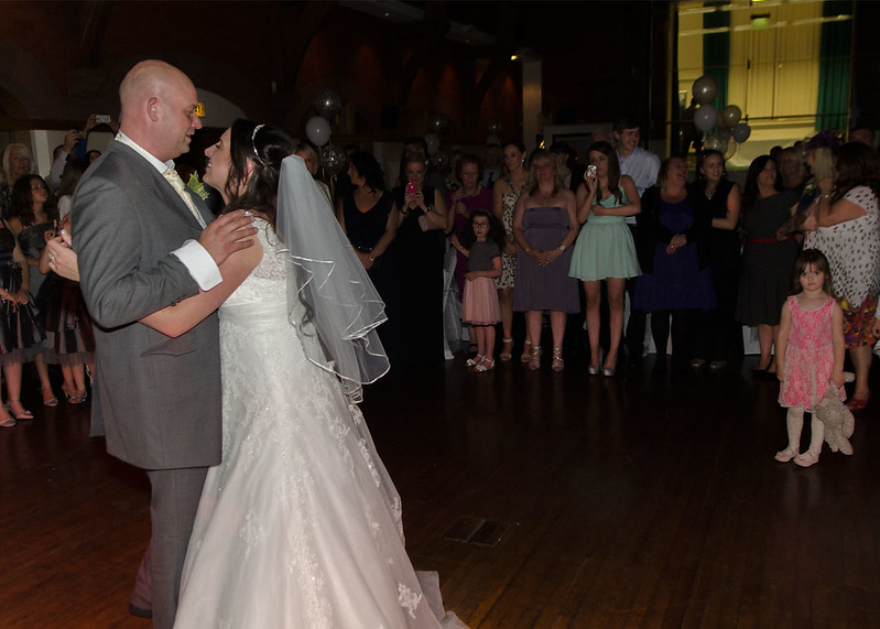First Dance after Grand Entrance