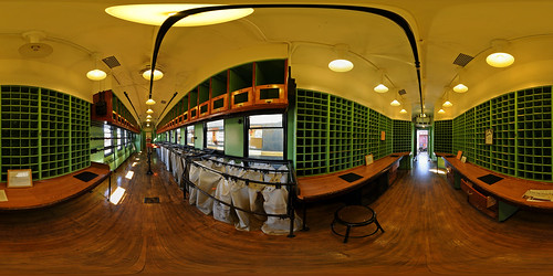 panorama train railway 360 panoramic equirectangular panosphere