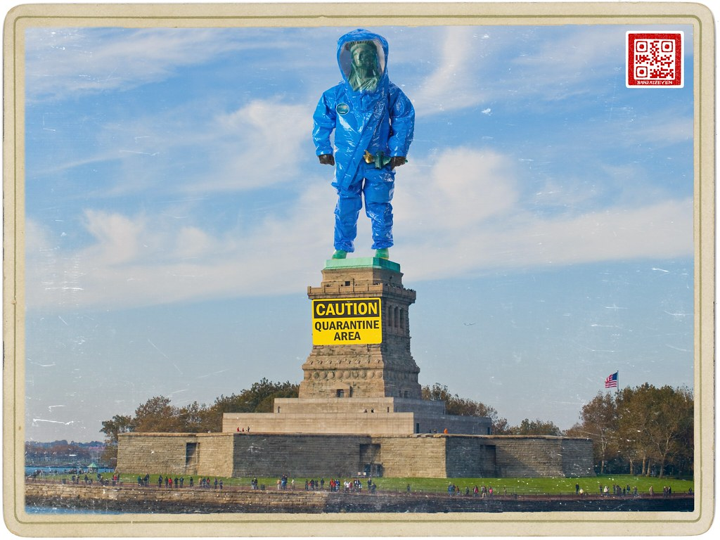 STATUE OF QUARANTINE