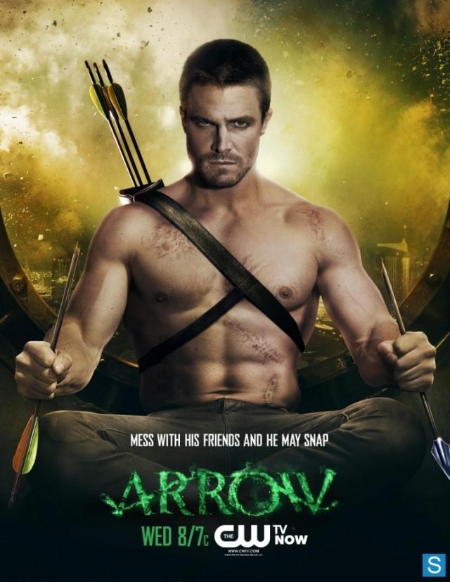 Mũi Tên Xanh Phần 3 - Arrow Season 3 (2014)