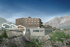 Síť hostelů Swiss Youth– Švýcarsko