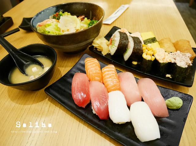負55生魚片丼 (8)