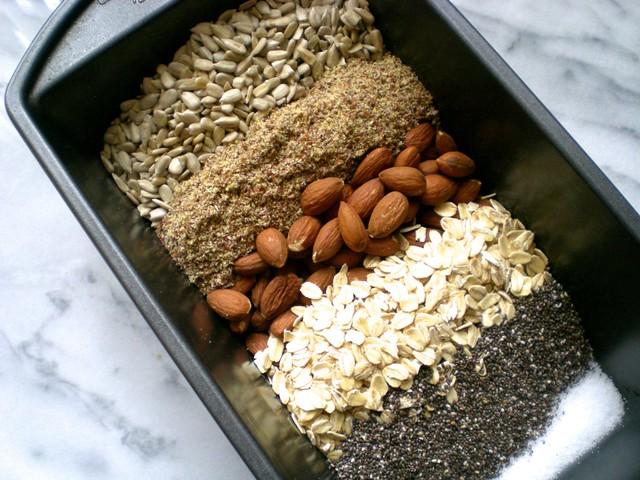 nut and seed bread | simple pairings