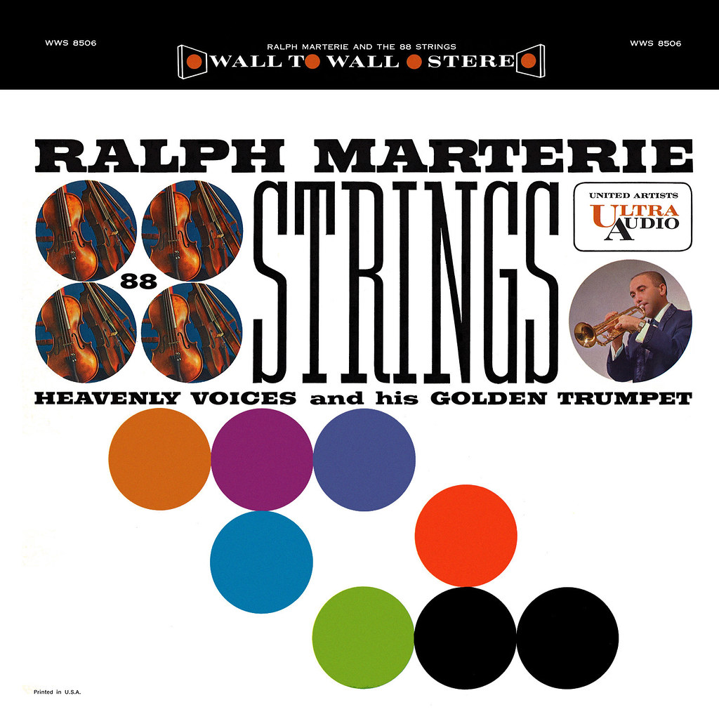 Ralph Marterie & 88 Strings - Heavenly Voices and His Golden Trumpet