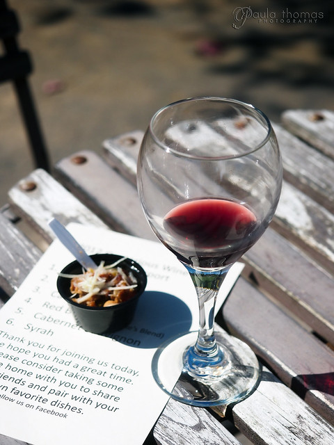 Cab Franc with Tuscan Bean Soup