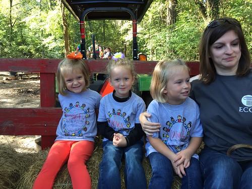 Ava Grace's 4K Field Trip to Old Baker Farm