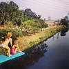 O rio Pinheiros #pinheiros #rio #river #natação #swimming #saopaulo