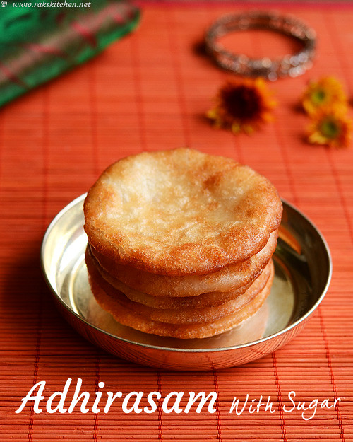 adhirasam-with-sugar-recipe