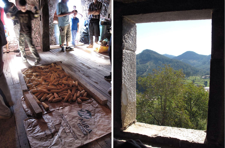 Lekoia Bekoa_ Berriatua_caserio_ gambara_jornadas patrimonio europeo bizkaia