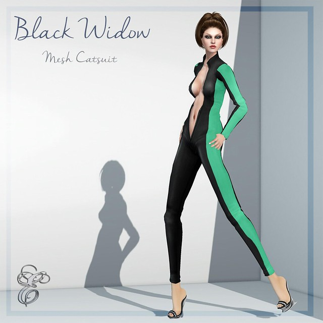 Black widow ad mint