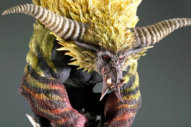 CFB魔物獵人模型新作「激怒的金獅子」登場!