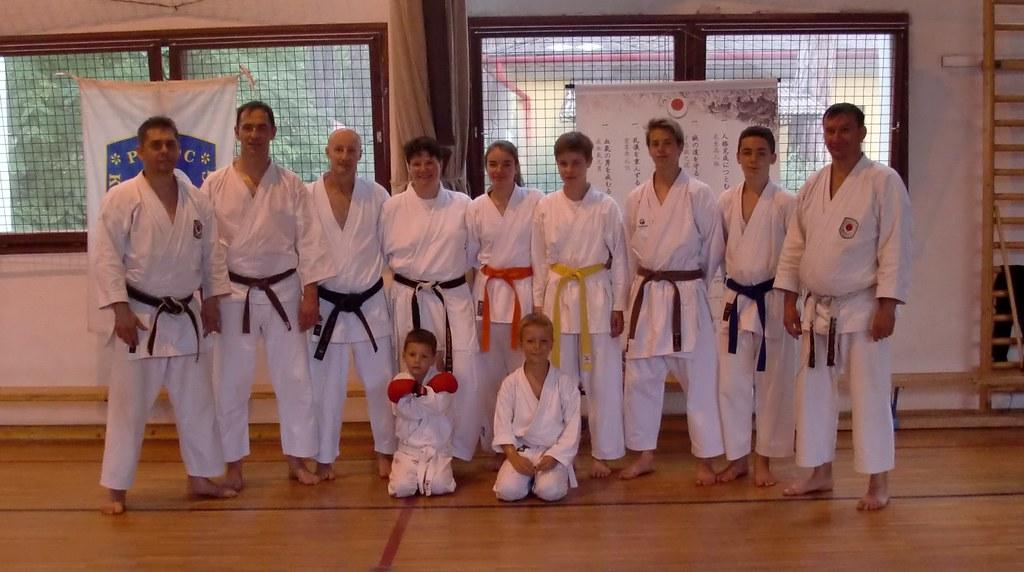 Die Poinger Karatekas