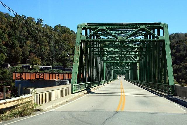 Bridges over Center Hill Lake