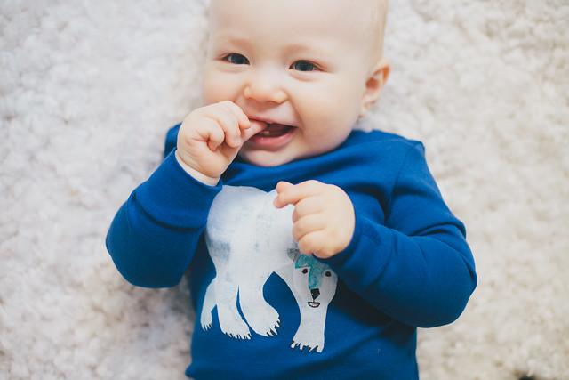 10 months old | Eric Carle PJ's