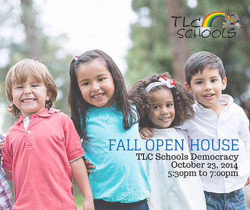 TLC Schools in Dallas Fall Open House